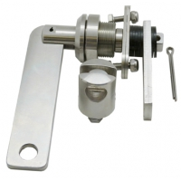 PINNACLE STAINLESS STEEL: HEAVY DUTY LEVER LOCK