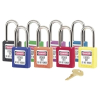 MASTERLOCK SAFETY SERIES: ZENEX SAFETY PADLOCKS