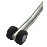 22 SERIES: ROUND ROD WITH ROLLERS